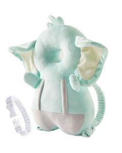 Защита для головы малыша защитный рюкзачок мятный
