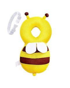 Защитный рюкзачок для защиты головы малыша желтый