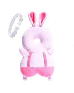 Защитный рюкзачок для защиты головы малыша розовый